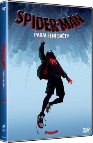 Spider-man: Paralelní světy [DVD]